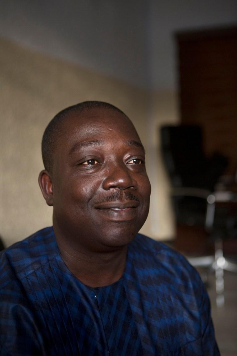 Samuel Asiedu of AGAMal in Ghana