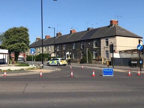 Police motorcyclist, 40, dies after car crash in Sheffield