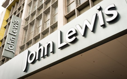 A branch of John Lewis