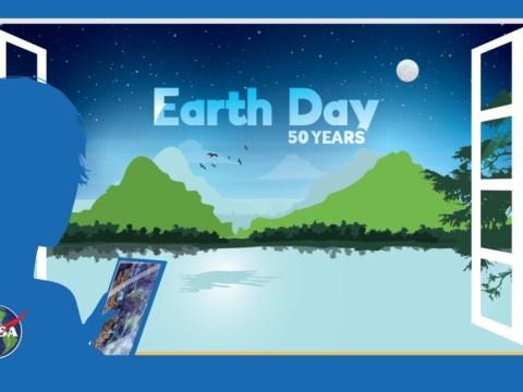 Nasa marks Earth Day 2020 with #EarthDayAtHome message