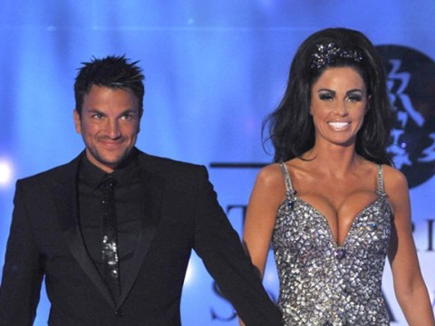 Katie Price pays tribute to 'great dads' Peter Andre and Kieran Hayler