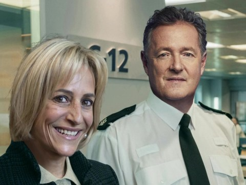 Piers Morgan wants part in Line Of Duty after writer was left impressed by Helen Whately 'interrogation'