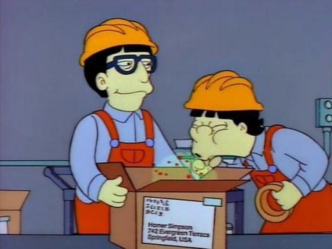 The Simpsons writer jokes about 'predicting' coronavirus pandemic