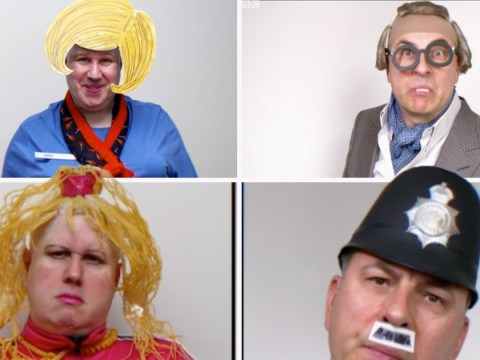 Big Night In: Little Britain makes epic return as David Walliams and Matt Lucas drop coronavirus gags