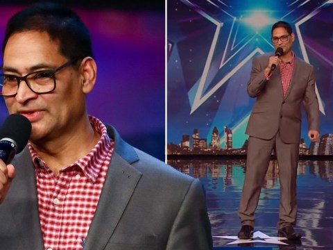 Britain's Got Talent's Bhim Niroula promises another original song if he makes next round