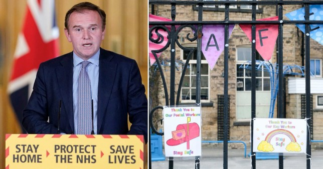 Schools 'will have to stick to social distancing' if they reopen