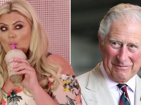 Gemma Collins Diva in Lockdown: Fans in hysterics over how she says Prince Charles' name: 'It's Prince Chiles'