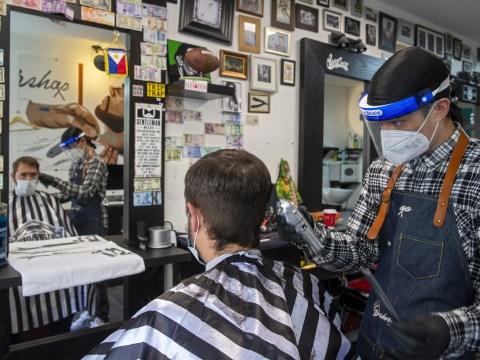 Coronavirus UK: When will hairdressers re-open?