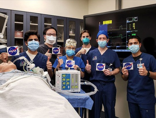 Nasa built a ventilator in 37 days