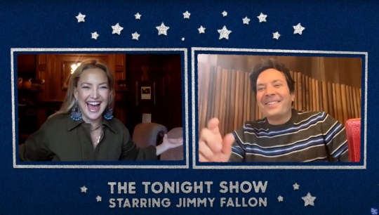 The Tonight Show Jimmy Fallon seriously has no game as Kate Hudson reveals their failed dating attempt