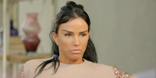 Katie Price: My Crazy Life (Picture: Quest Red)