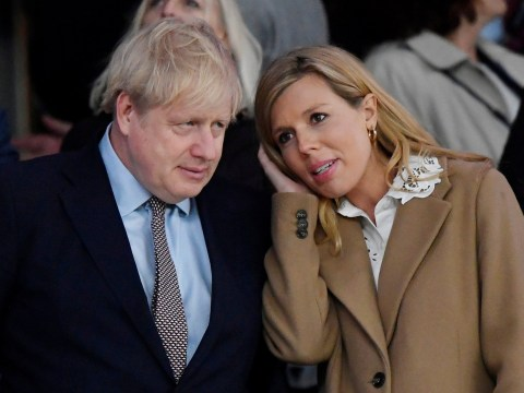 What is Boris Johnson's baby's name and who is he named after?