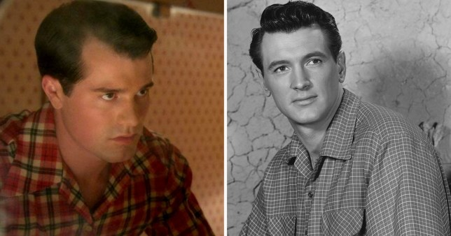 The true story of Rock Hudson