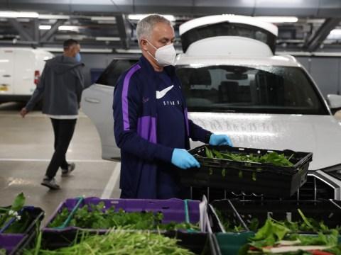 Jose Mourinho hits back at 'unfair' criticism of Tottenham over coronavirus response