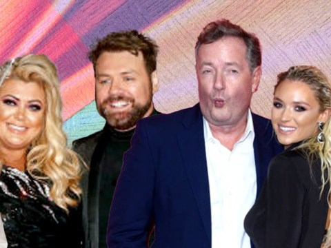 From Gemma Collins and Brian McFadden to Lucie Donlan and Piers Morgan: Here's the unlikely celeb friendships we dig
