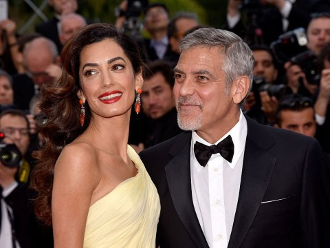 George and Amal Clooney donate $1million to coronavirus relief efforts