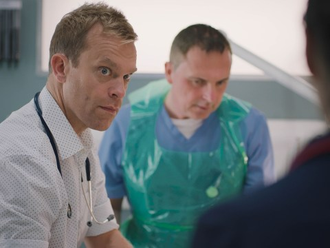 The BBC responds to complaints after 'inappropriate' Casualty episode was axed