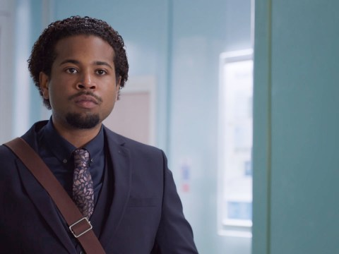 Holby City star Marcus Griffiths reacts to Xavier Duvall's shocking death