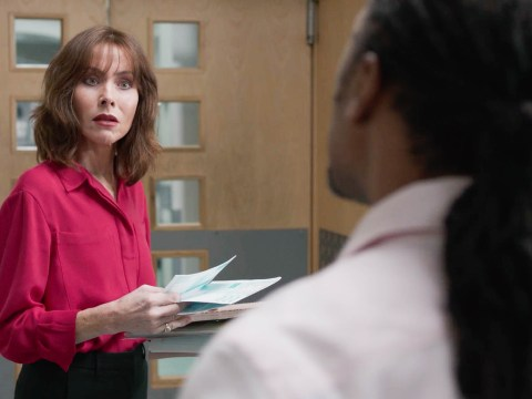 Casualty review with spoilers: Tense scenes as Noel confronts an abuser