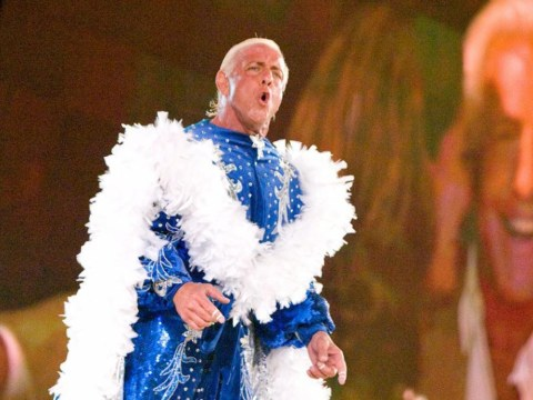 Ric Flair reveals WrestleMania regret and backs WWE to spread joy in tough time