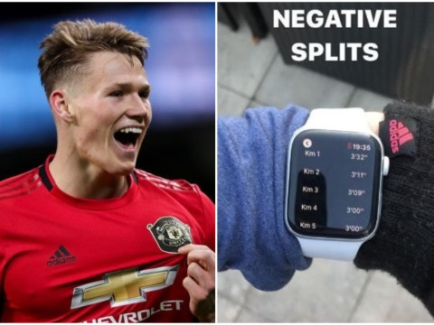 Manchester United midfielder Scott McTominay posts incredible 5k time