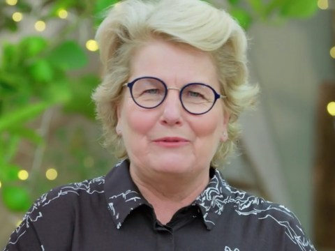 Great British Bake Off fans say goodbye to Sandi Toksvig as she hosts her last episode after three years in the tent
