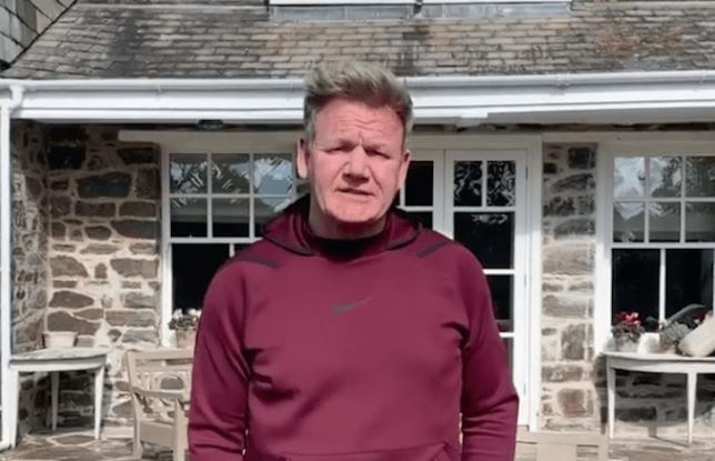 Gordon Ramsay in Cornwall