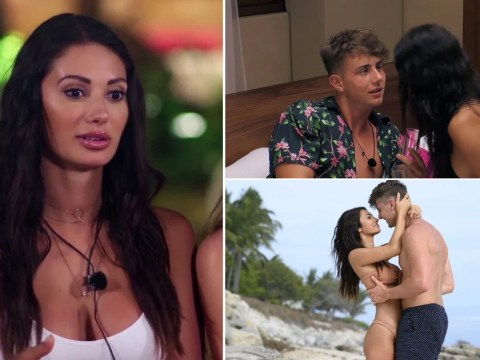 Too Hot To Handle's Francesca Farago was fuming at the finale winners' twist: 'They didn't deserve it'