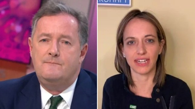 piers morgan helen whately