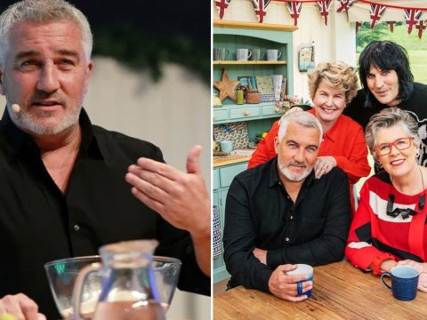 Great British Bake Off's Paul Hollywood considering 'toning down' brutal onscreen persona
