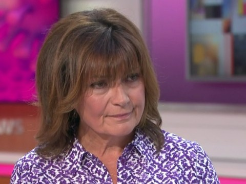 Lorraine Kelly calls for ministers to change their minds on 'pathetic' government ban on Good Morning Britain appearances