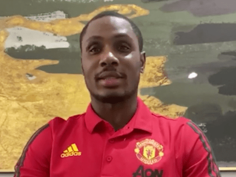 Odion Ighalo hints he expects to stay at Manchester United after sending clear message over contract extension