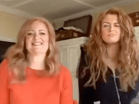 EastEnders Maisie Smith star shares epic dance video with her mum