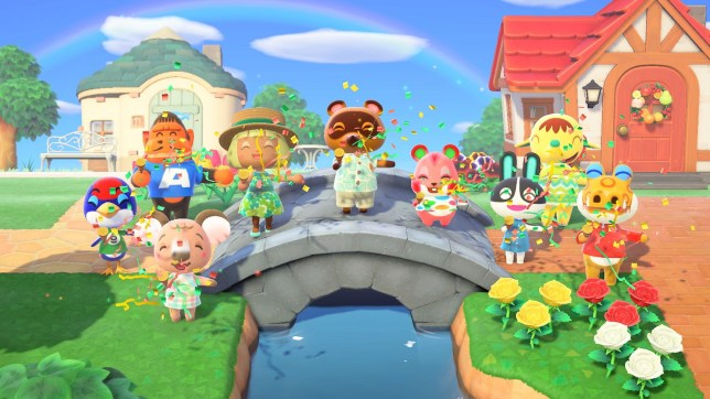 Animal Crossing: New Horizons screenshot
