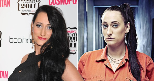 Misfits star Lauren Socha returns to NHS frontline amid coronavirus