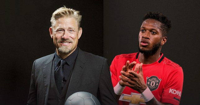 Peter Schmeichel is full of praise for Fred (Picture: Getty)