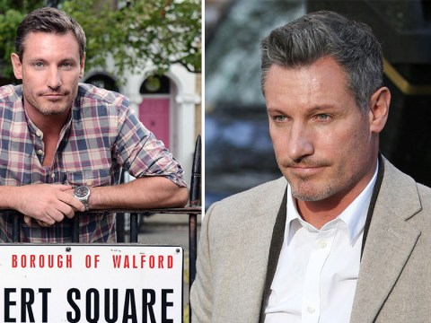 Dean Gaffney is grateful to friends and family for getting him through a tough year