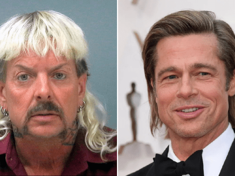 Tiger King's Joe Exotic wants Brad Pitt to play him in story of his life