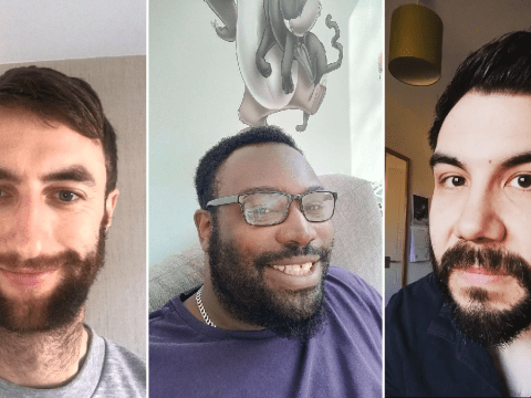 Men are using lockdown to experiment with facial hair and grow quarantine beards