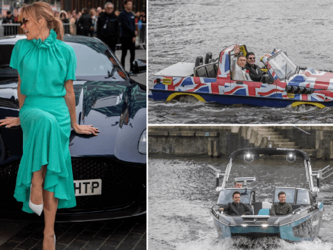 Britain's Got Talent's Simon Cowell and Amanda Holden channel inner James Bond as auditions continue