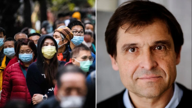 Coronavirus is the result of 'Wuhan scientists doing absolutely crazy things'