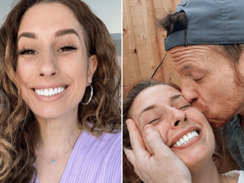 Stacey Solomon pens adorable love letter to Joe Swash and they're total couple goals