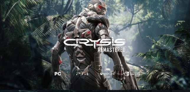Crysis Remastered key art