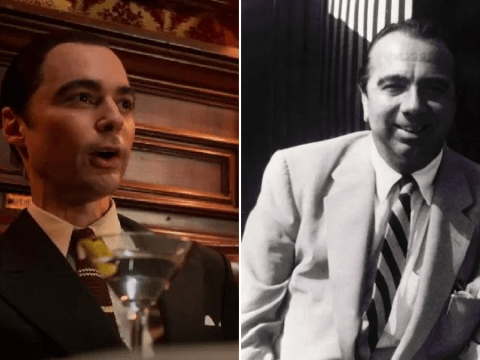 Netflix's Hollywood: The sordid story of the real Henry Willson as Jim Parsons takes on character
