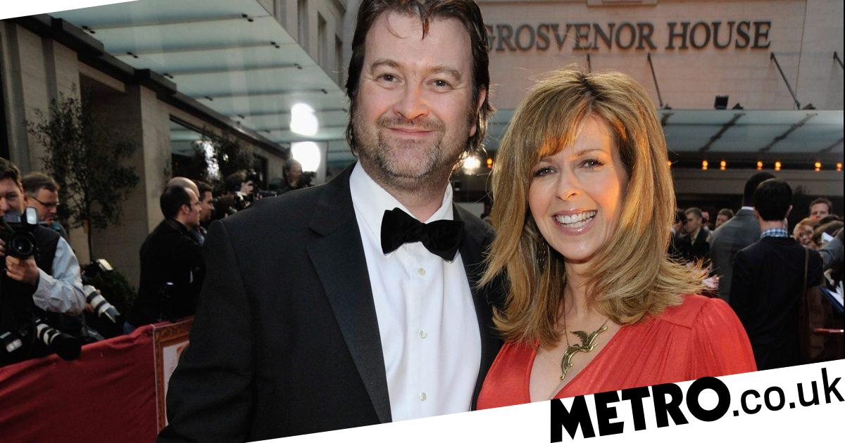 Kate Garraway's husband in ICU battling coronavirus as she self-isolates