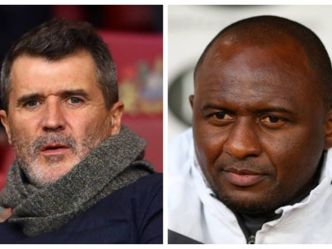 Mikael Silvestre reveals who would win in a boxing match between Roy Keane and Patrick Vieira