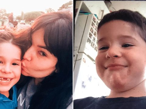 Five-year-old tricks mum into thinking he's doing schoolwork with Facetime photos