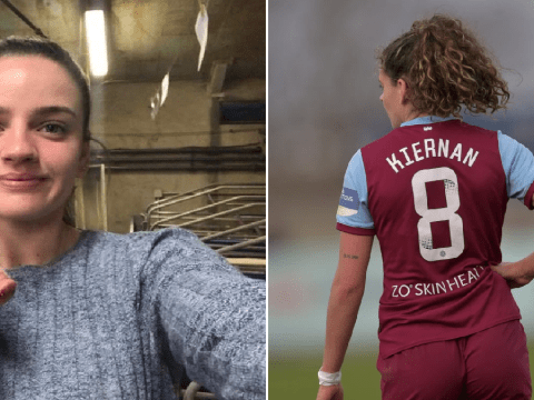 My Quarantine Routine: Leanne, a West Ham footballer who has gone back to Ireland to help on her family farm