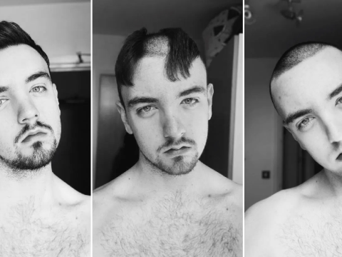 People share why they shaved their heads in lockdown