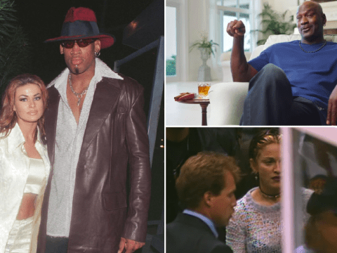 Wildest moments in The Last Dance from Dennis Rodman's sexcapades to Madonna romance